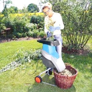 Фото - Ідеальний садову ділянку без сучка і задирки: вибираємо подрібнювач для трави та гілок