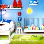 Інтер'єр дитячої кімнати