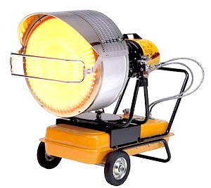 Фото - Електричні інфрачервоні обігрівачі - універсальні прилади для промислової сфери