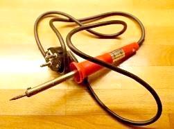 Фото - Електричні паяльники: види і конструкції