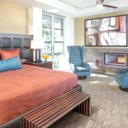 Красива спальня на фото