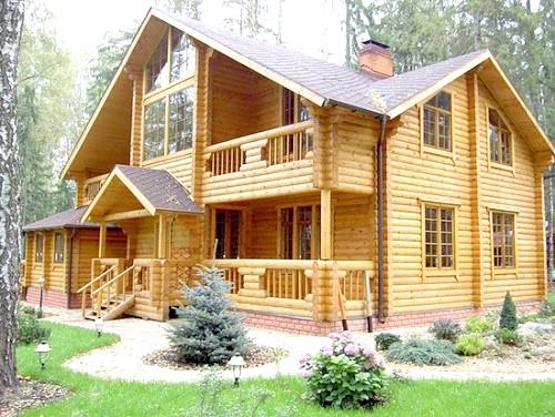 Фото - Як самостійно вибрати дерев'яний будинок?