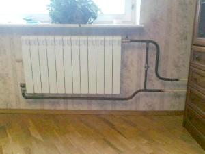 Фото - Як замінити батарею опалення за допомогою газозварювання