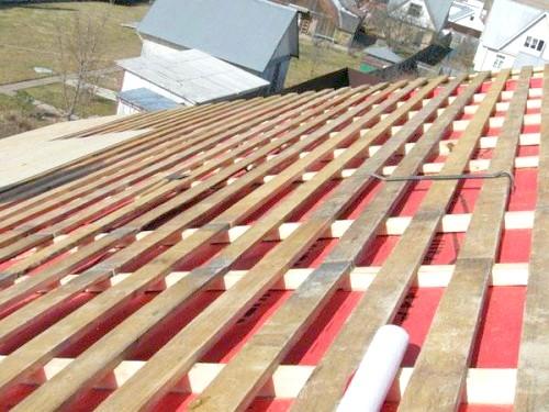 Фото - Якою має бути обрешетка для майбутнього даху?