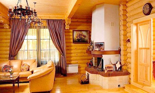 Фото - Який вибрати вид утеплення стін всередині дерев'яного будинку?