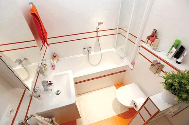 Фото - Маленький розмір - не перешкода: створюємо дизайн ванної кімнати