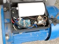Фото - Модернізація приводу засувки або про реверс конденсаторного двигуна. трудові будні групи кипиа