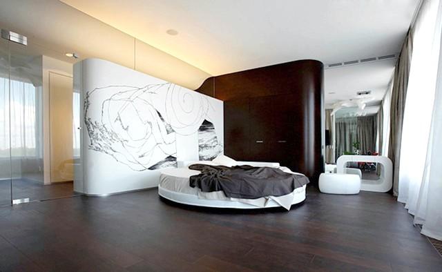 Фото - Оформити спальню в стилі мінімалізму - чудова ідея!
