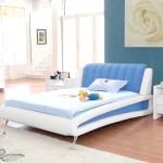 Вибір кольору спальні - синій