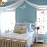 Казкова блакитна спальня