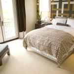 Спальня в кольорі хакі