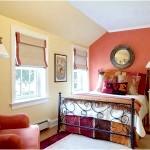 Вибір кольору спальні - червоний