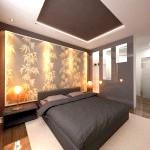Спальня в східному стилі