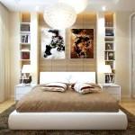 Маленька молодіжна спальня