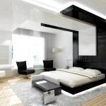 black-white-modern-bedroom