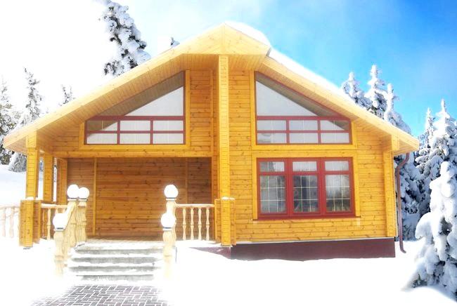 Фото - Поетапний розрахунок будівництва будинку з бруса