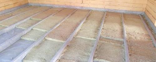 Фото - Рекомендації по вибору утеплювача для підлоги