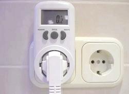 Фото - Robiton pm - лічильник електроенергії в кожній розетці!