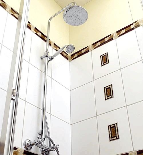Фото - Змішувачі для ванної з душем: як правильно вибрати