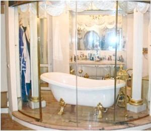 Фото - Скляні двері для ванної: сучасні тенденції