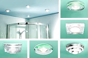 Фото - Світильники для ванної стельові: як вибирати і монтувати