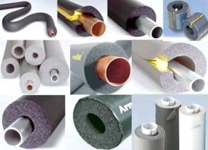 Фото - Теплоізоляція опалювальних труб і вибір утеплювача
