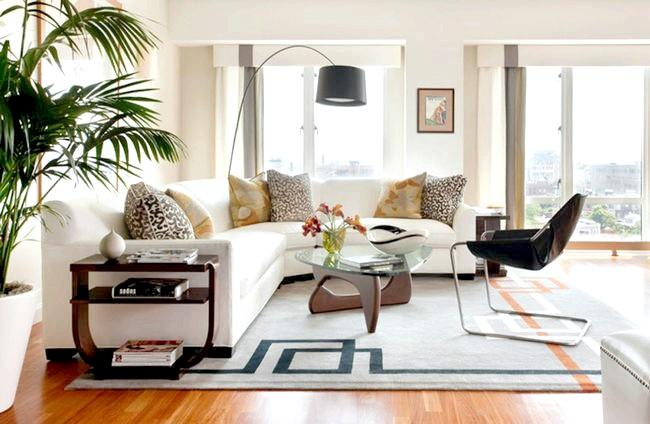 Фото - Кутові дивани в інтер'єрі або як створити затишну вітальню