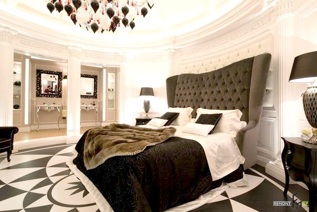 Фото - Унікальний дизайн квартири в італійському стилі