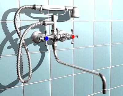 Фото - Установка змішувача у ванній: відео-урок