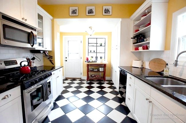 Фото - Варіанти оформлення кухні