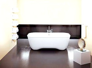 Фото - Вага акрилової ванни: перевага чи недолік?