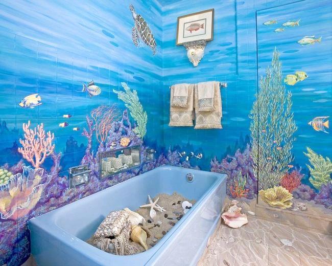 Фото - Вологостійкі панелі для ванної: докладна інструкція з монтажу з фотографіями
