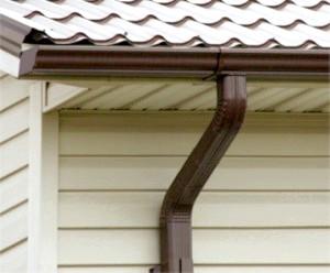 Водовідливи для даху - як вибрати і встановити?