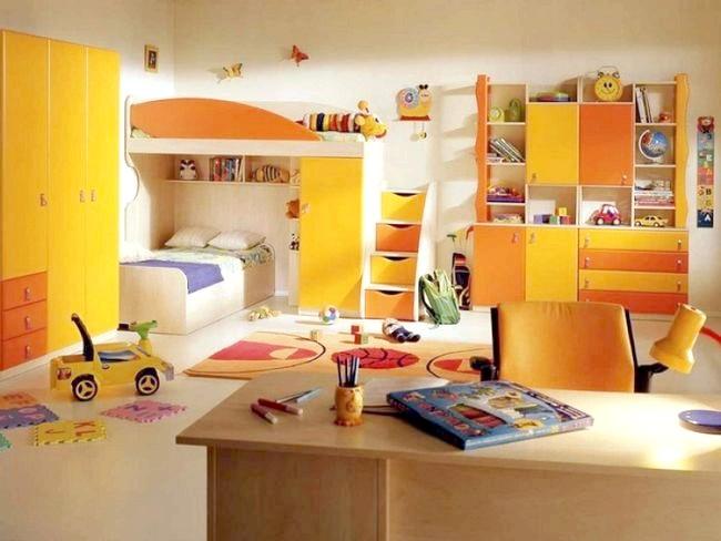 Фото - Вибір меблів для дитячої кімнати: як облаштувати, меблі для хлопчика і дівчинки, ігрова меблі