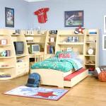 Дитячі кімнати для хлопчиків фото